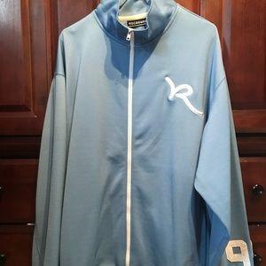 Light blue Zip jacket